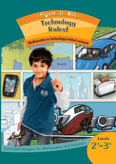 Levels 2+–3+ Technology Technology Rules!.