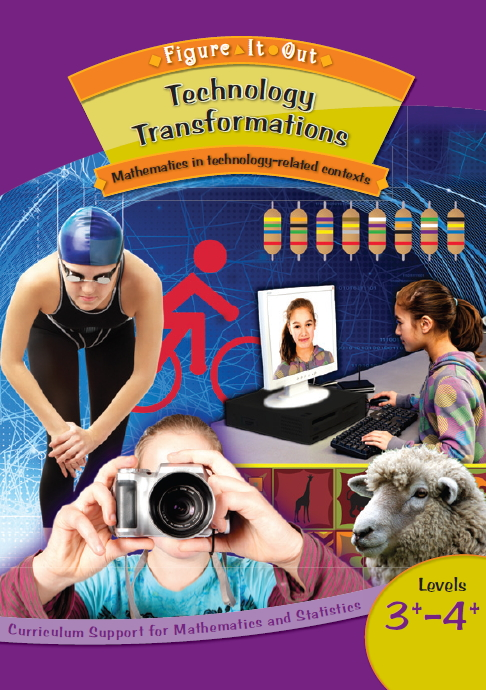 Levels 3+–4+ Technology Technology Transformations.
