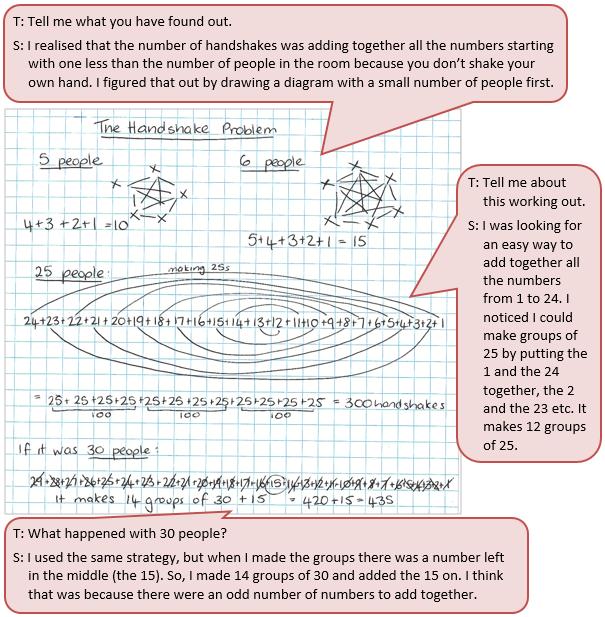 tki maths problem solving