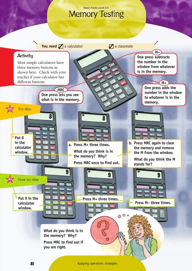 Memory Testing Nz Maths