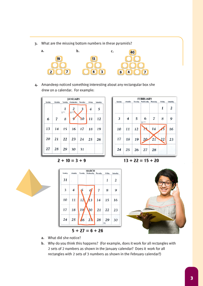 Pyramid Parts | NZ Maths