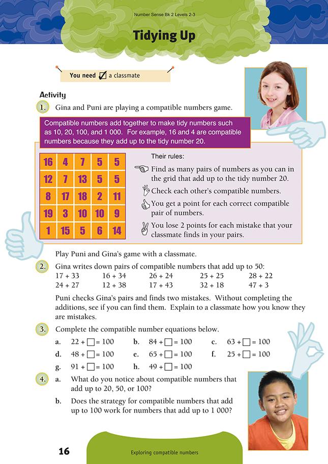 Tidying Up | NZ Maths