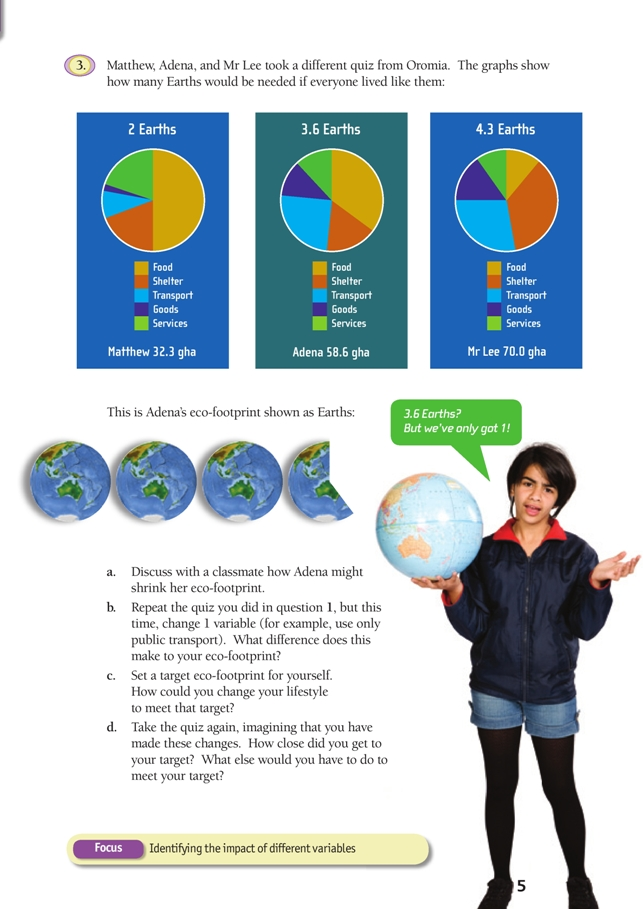 ecological footprint 2 essay Everyone has desire, and it will never get satisfied because of our desire, we  use all the resources we can reach or find to produce better.