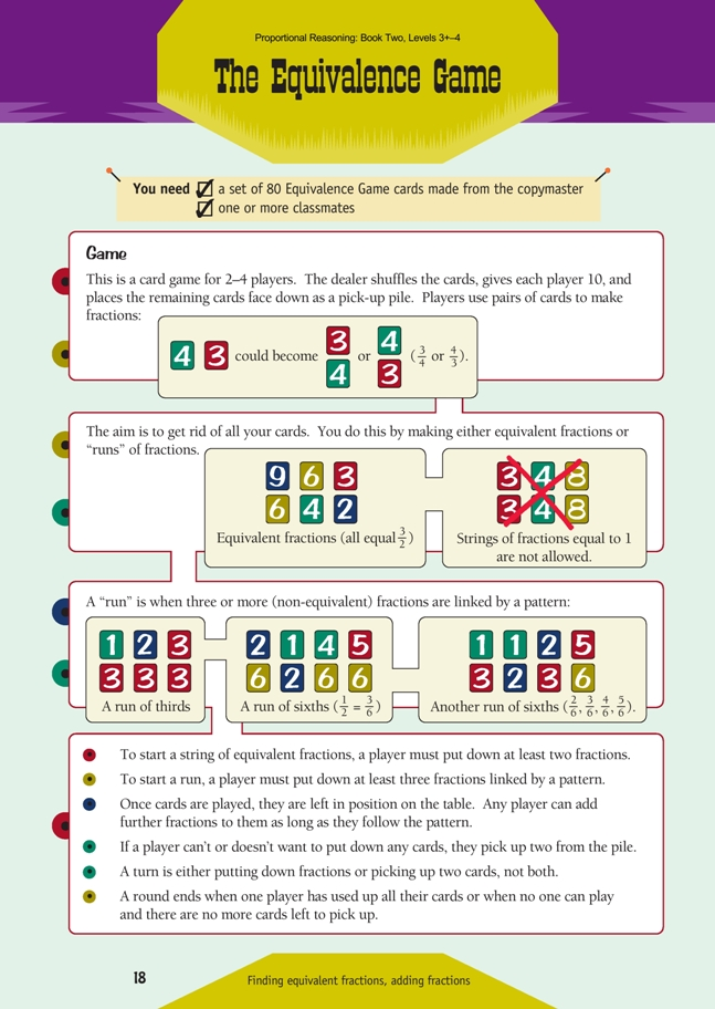 It's just a picture of Equivalent Fractions Games Printable with problem solving