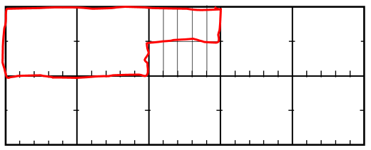 suggest ways to partition the bar but the key idea is that tenths are  divided into ten equal parts, as suggested by the arrows on the place value  chart