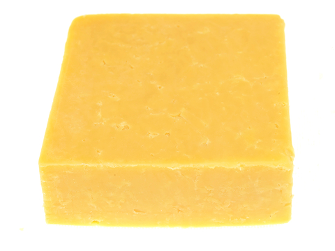 how to draw a block of cheese step by step