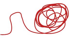 straight piece of string - 294×157